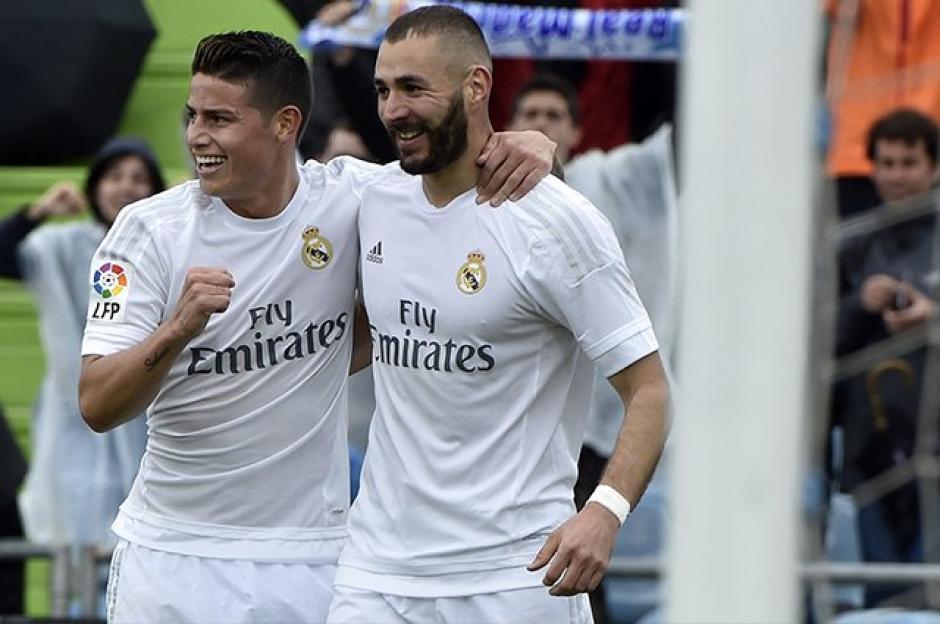 James Rodríguez regresó a la titularidad y guió a su equipo a la victoria. (Foto: golcaracol.com)