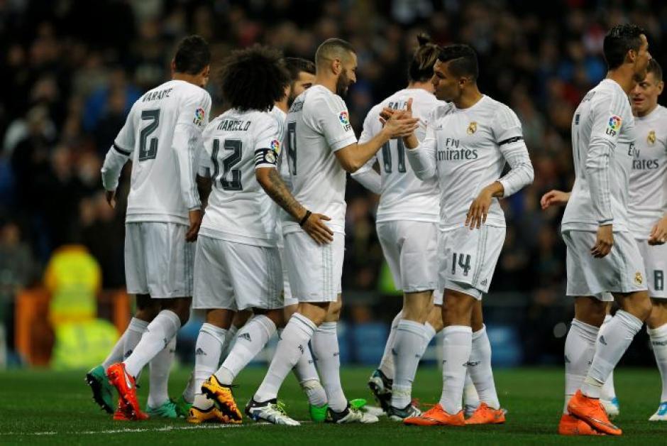 Lucas Vásquez y Luka Modric fueron los autores de los otros dos goles. (Foto: eluniversal.com)