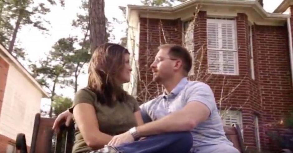 La pareja se conoció cuando tenían 17 años y no esperaban que sus vidas se reencontrarían tiempo después. (Foto: Robert Stump)