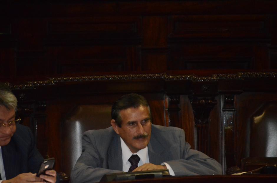 El MP y la CICIG promovieron la solicitud de antejuicio. (Foto: cortesía José Castro)