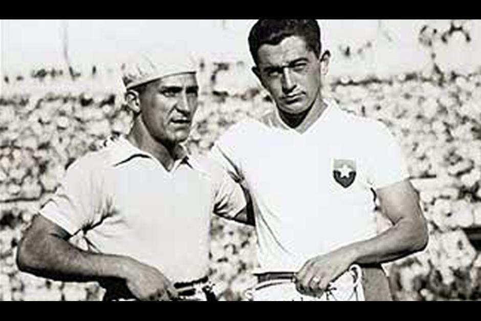 Roberto Porta, uruguayo con 12 goles en la Copa América. (Foto: goal.com)