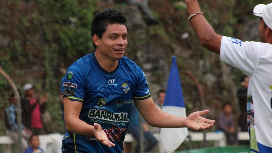 Robin Betancourt es uno de los goleadores de Cobán. (Foto: Soy502)