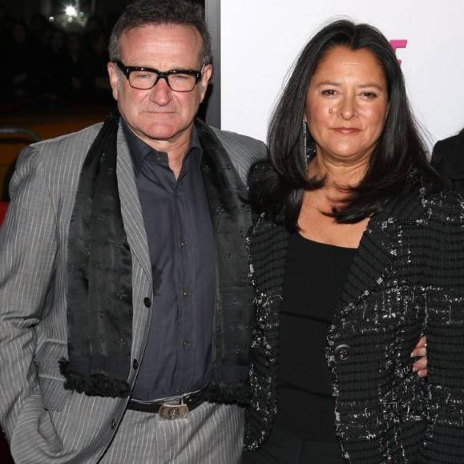 Robin Williams estaba casado con Valerie Velardi cuando Marsha Garces fue contratada para ser la niñera. (Foto: Ranker)