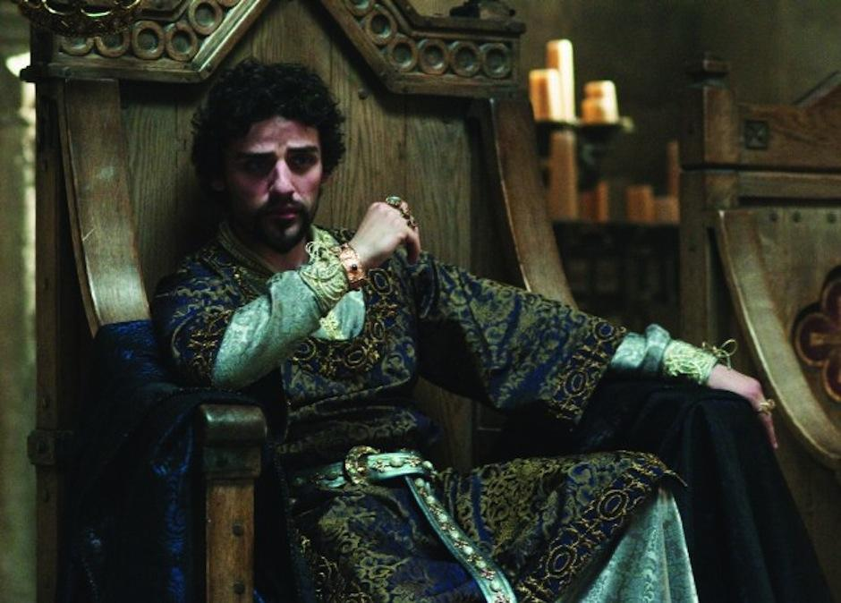 En Robin Hood Oscar interpreta a Juan I de Inglaterra. (Foto: IMDb)