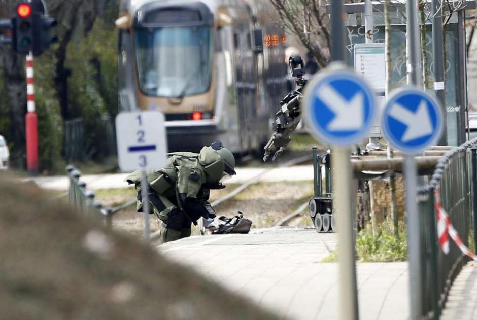 Estos robots ya han sido utilizados en otros atentados en Dallas, Estados Unidos. (Foto: San Francisco Chronicle)