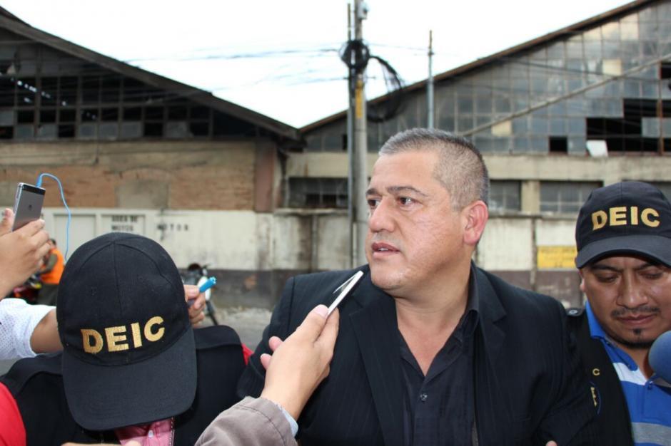Carlos Rodas fue secretario de Bienestar Social. (Foto: PNC)