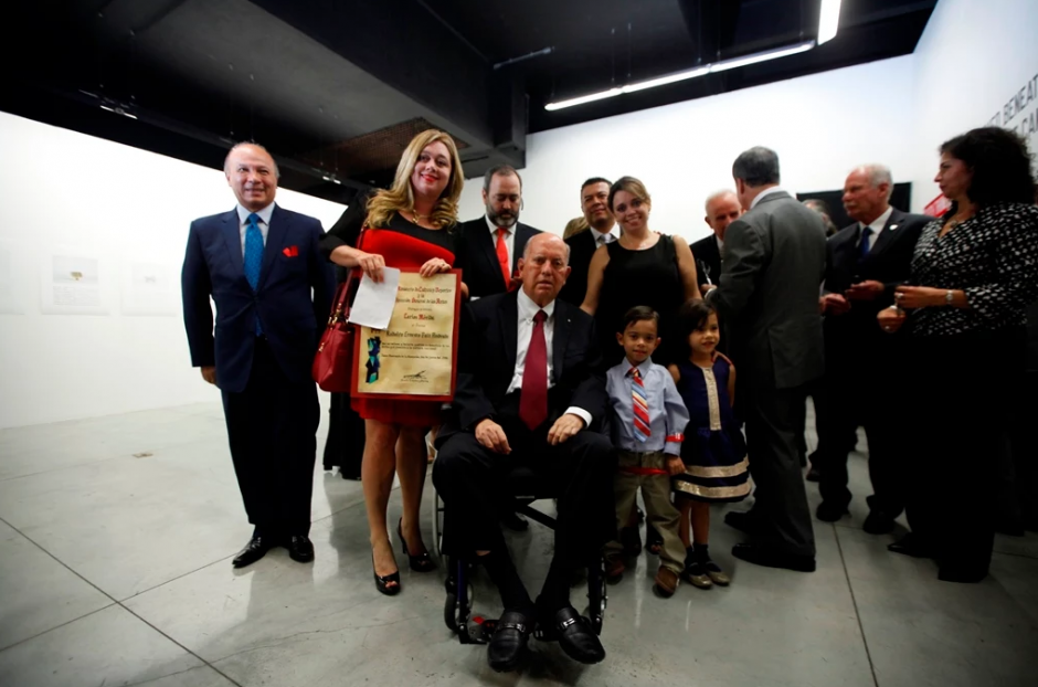 Por acuerdo ministerial, el premio que otorgaba Q50 mil, ahora solo es un pergamino. (Foto: MICUDE)