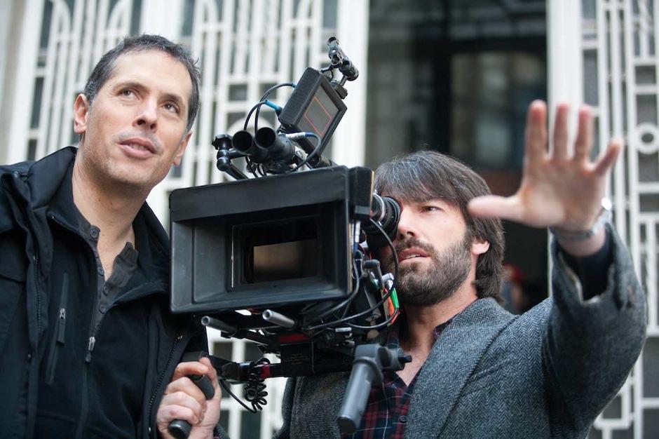 Prieto ha estado con los grandes de Hollywood. (Foto: Below the Line)