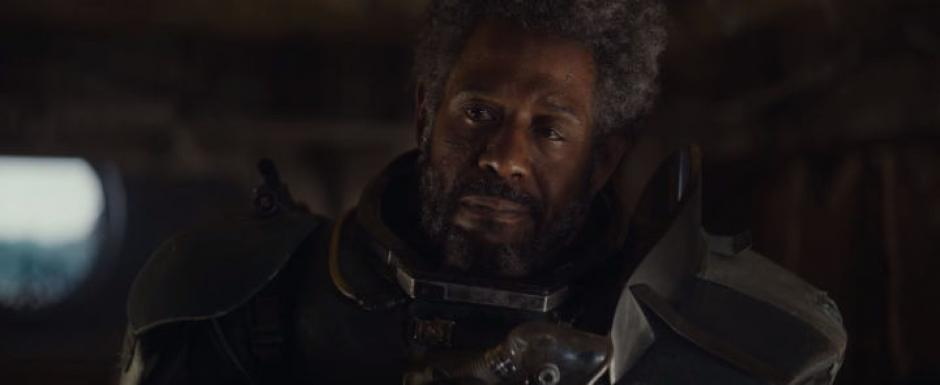 Saw Gerrera es interpretado por Forest Whitaker. (Captura de pantalla: Star Wars/YouTube)
