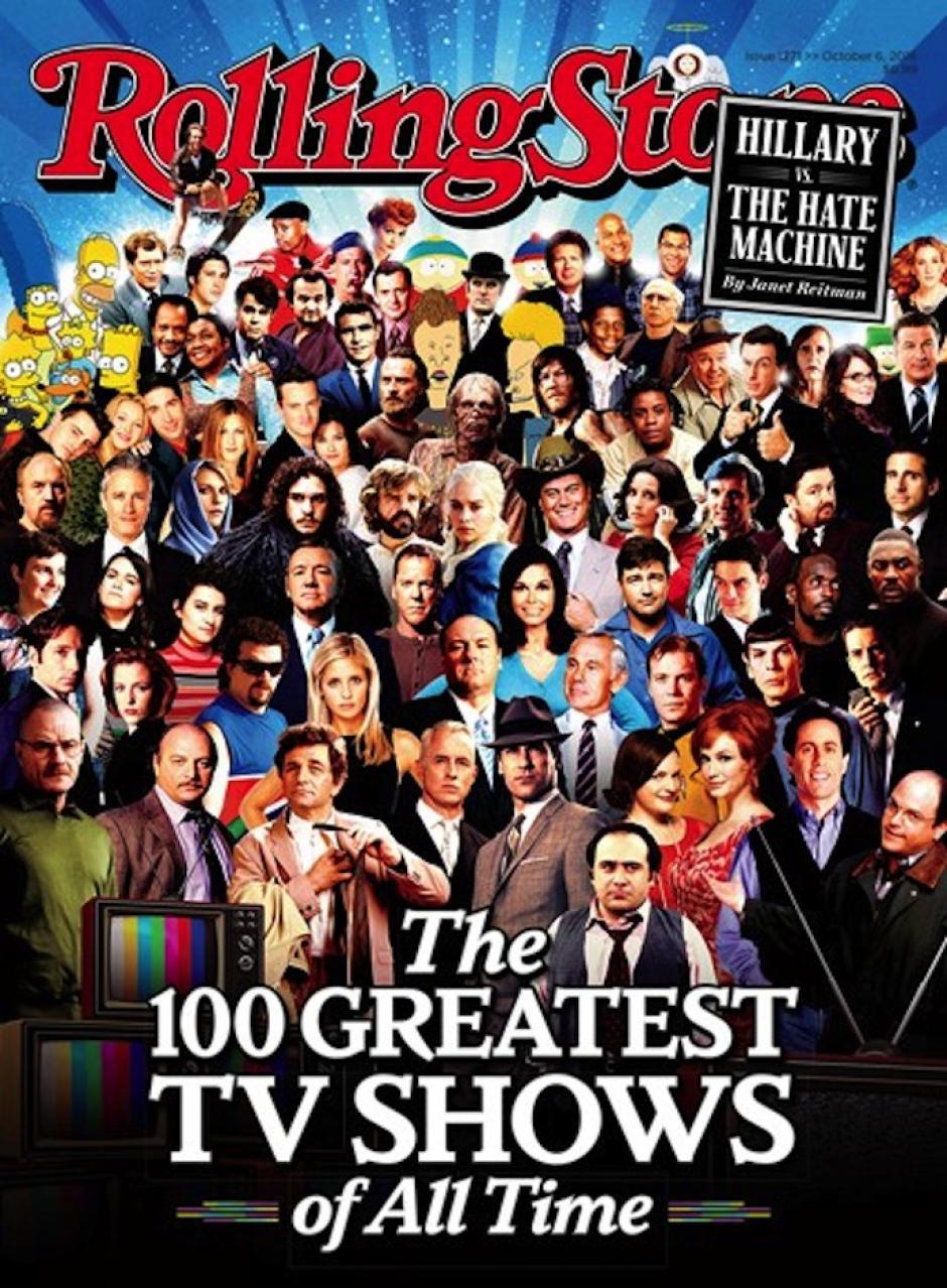 Esta es la portada de Rolling Stone. (Foto: Rolling Stone)