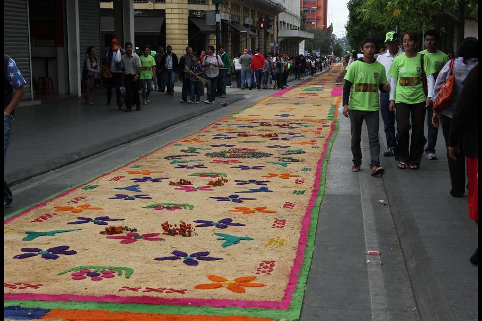 En 2015, la participación en esta actividad fue nutrida. (Foto: Archivo/Soy502)