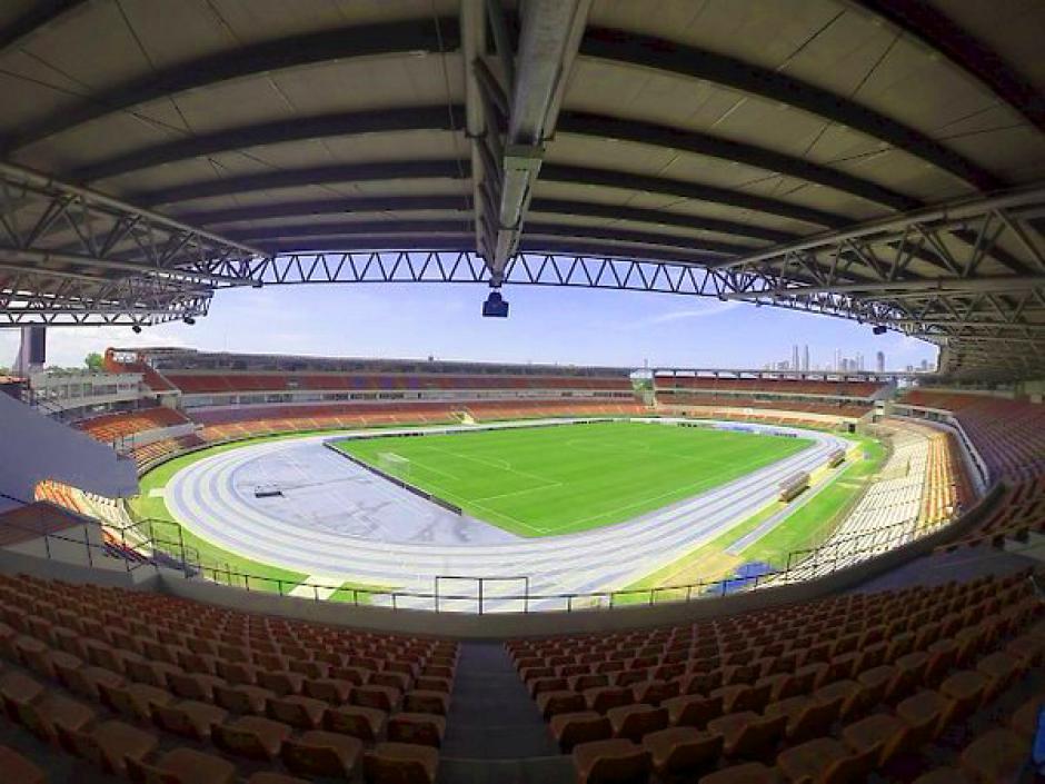 Rommel Fernández estadio sede  de Copa CA 2016 foto