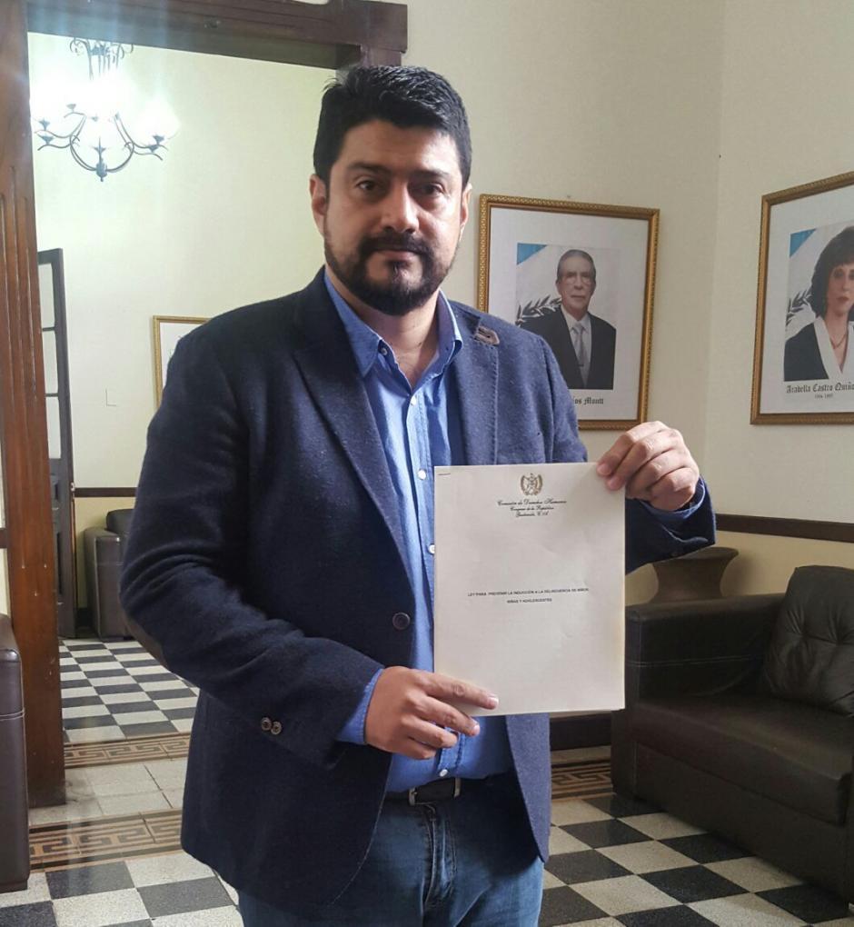 La propuesta fue presentada por la Comisión de Derechos Humanos que preside Ronald Arango. (Foto: cortesía Todos)