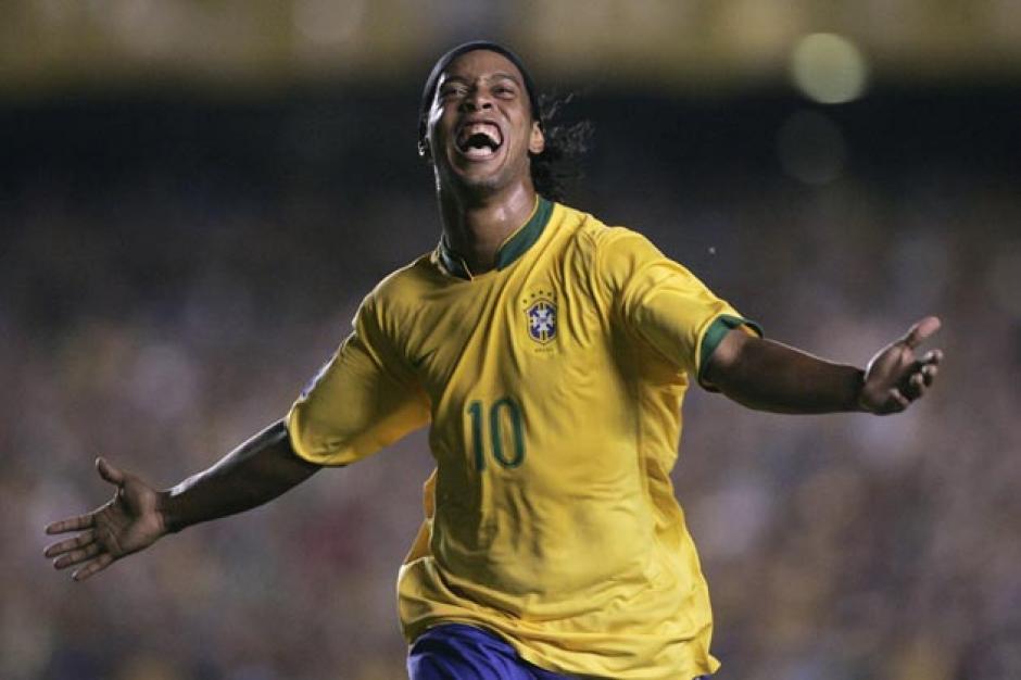 El astro brasileño fue campeón del mundo en 2002. (Foto: Taringa)