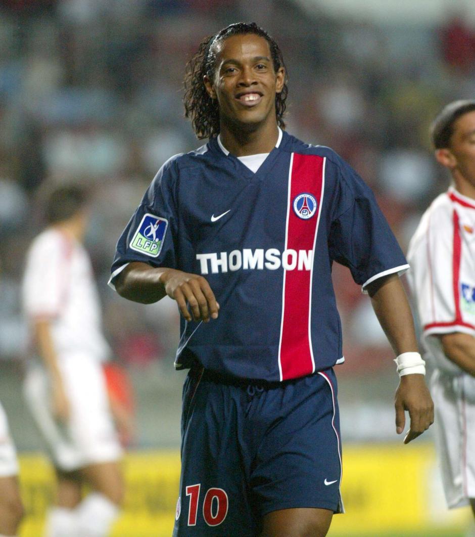 La aventura europea del futbolista brasileño inició con el Paris Saint Germain. (Foto: soccer.clickon.co)