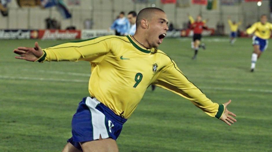 Ronaldo anotó cinco goles durante el torneo continental en 1999. (Foto: goal.com)