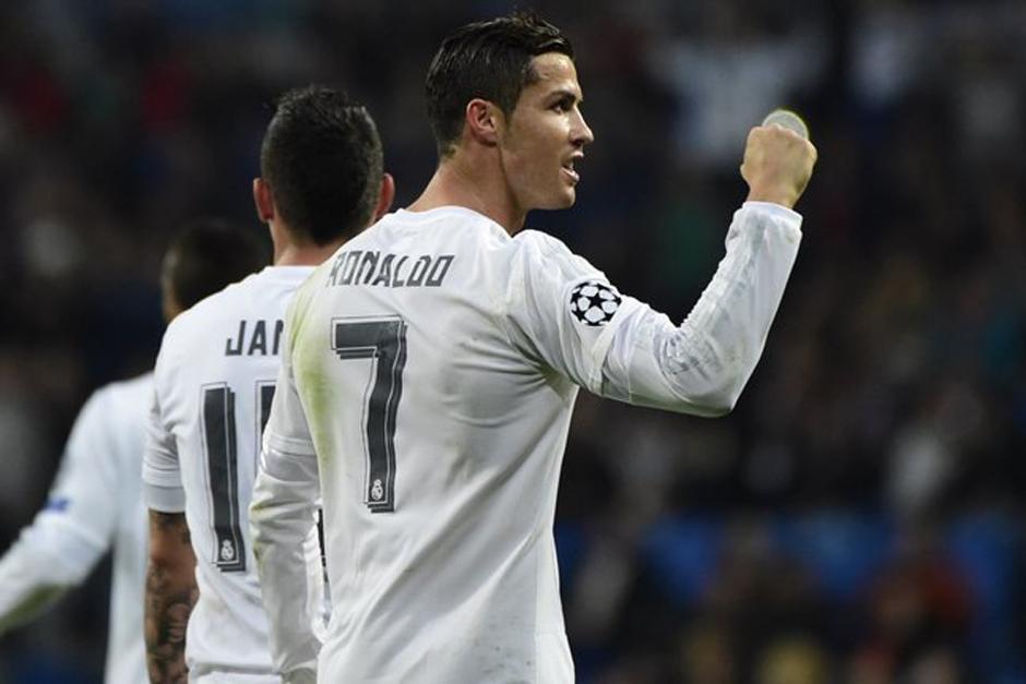Cristiano Ronaldo mostró su lado más noble durante la celebración de la undécima. (Foto: Archivo)