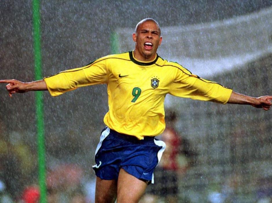 El astro brasileño fue el goleador del torneo continental. (Foto: Terra)