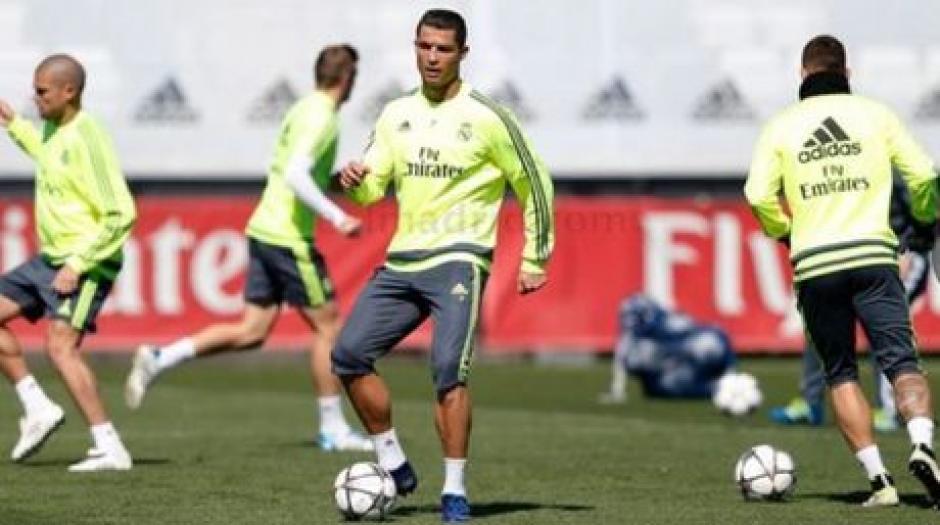 Cristiano Ronaldo ha regresado junto a sus  compañeros y alimenta las esperanzas de los aficionados merengues que lo han extrañado en las últimas jornadas. (Foto: Real Madrid)