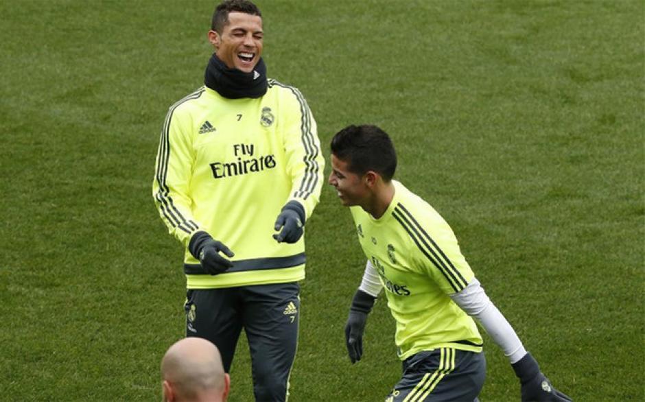 Cristiano Ronaldo se ha perdido dos juegos de Liga y la semifinal de ida de la Champions League (Foto: Real Madrid)