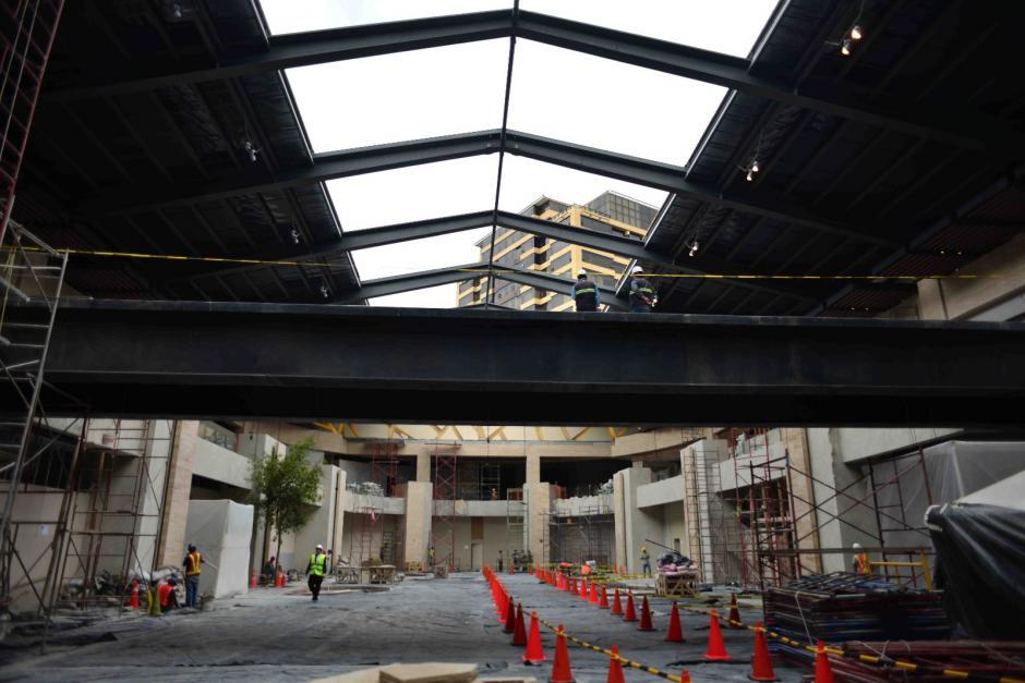 La construcción de Rooftop tuvo un costo de 20 millones de dólares. (Foto: Jesús Alfonso / Soy502)