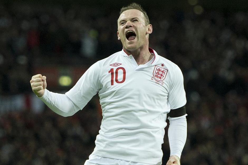 Rooney regresará a liderar la selección inglesa para el juego ante Dinamarca