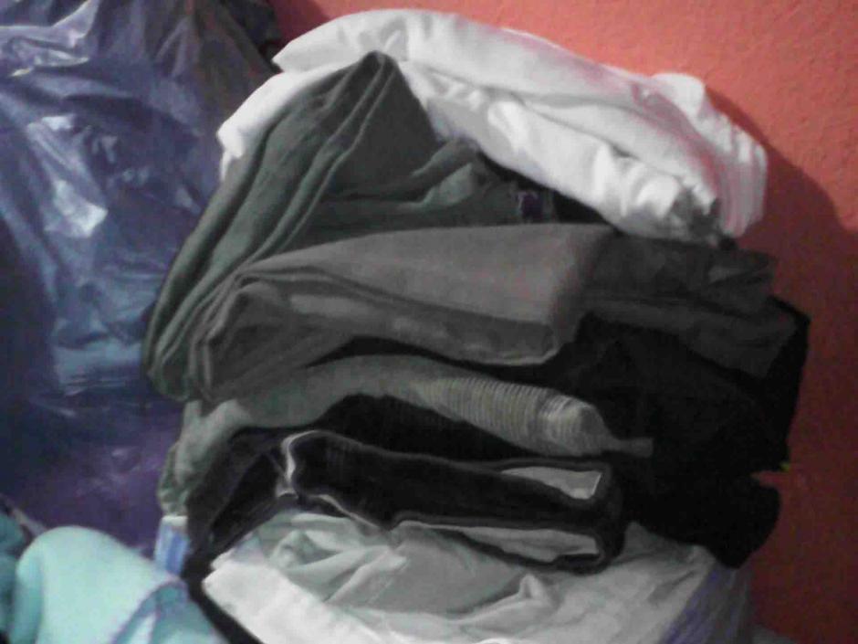 No importa si la ropa es usada o nueva, todo es bienvenido para colaborar con esta noble causa.