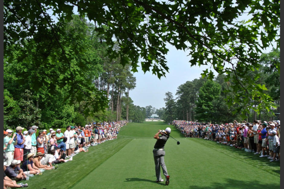 Rory McIlroy, Masters Augusta 2014, golf
