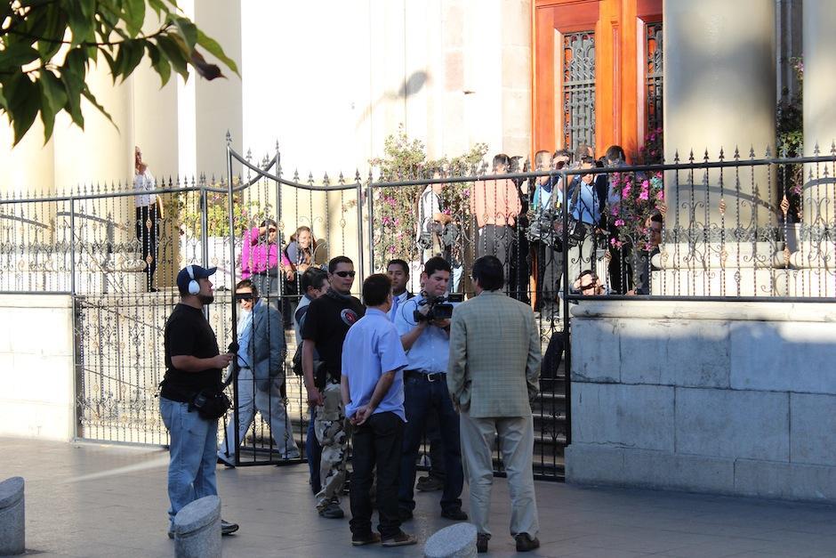 La filmación del documental se realiza del 11 al 21 de febrero en la ciudad de Guatemala. (Foto: Productora Caras y Caretas)