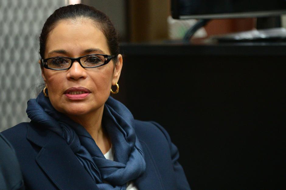 Roxana Baldetti la nombró en el cargo en 2013, después de ser su maquillista. (Foto: Archivo/Soy502)