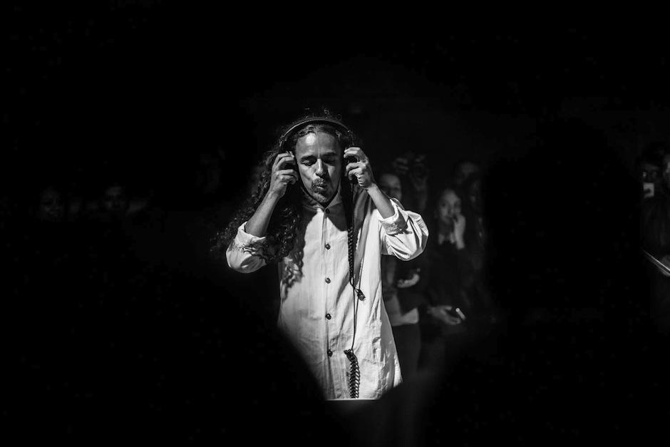 El músico compartirá sus habilidades como DJ. (Foto: Santa Barbara Bowl)