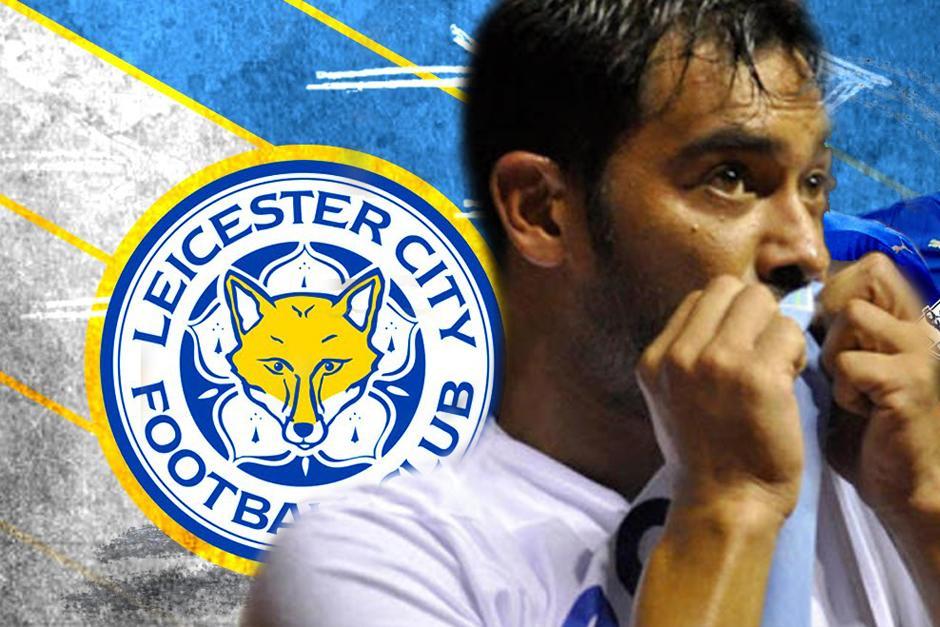 El Leicester City estuvo interesado en Carlos Ruiz en 2003, cuando este militaba en el Galaxy