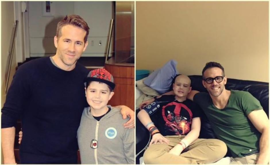 """""""Connor era un gran amigo, un gran hijo, y una luz a las personas que tuvieron la suerte de conocerle"""", afirma el actor. (Foto: eluniversal.com.mx)"""