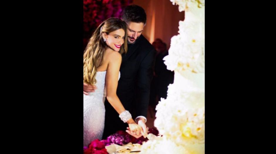 Sofía Vergara y Joe Manganiello protagonizaron la última boda mediática del año 2015. (Fotos: Instagram)