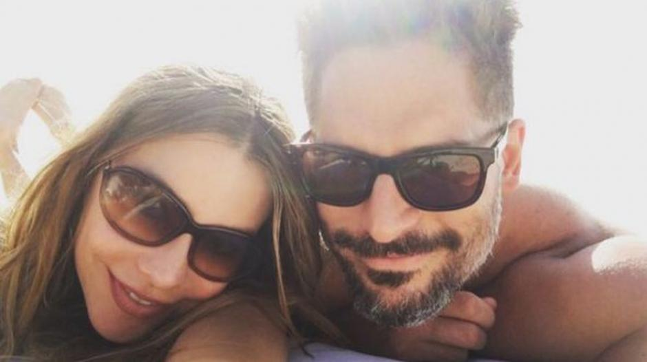 Sofía Vergara y Joe Manganiello se casaron el domingo 29 de noviembre en una ceremonia privada. (Fotos: Instagram)