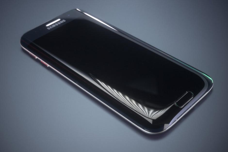 La pantalla curva del S7 Edge, es una de las novedades que presentará Samsung. (Foto: edgalaxy7.es)
