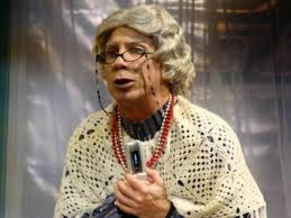 Doña Concha se robaba las sonrisas de los televidentes. (Foto: elnuevoherald.com)