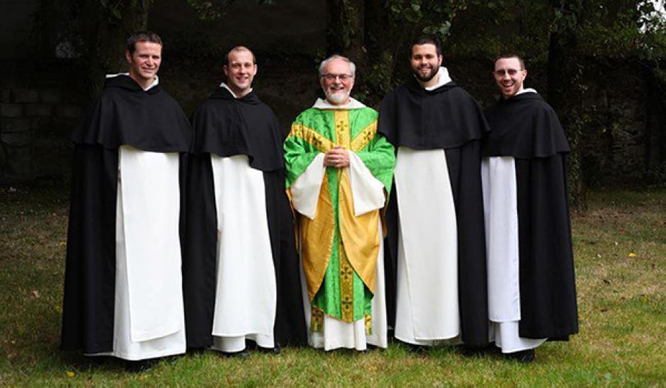 El máximo sueño de Philip Mulryne es ser sacerdote. (Foto: irishexaminer)