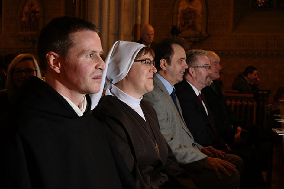 Mulryne después de colgar las botas en 2008, se convertirá en sacerdote el próximo año. (Foto: religionenlibertad)
