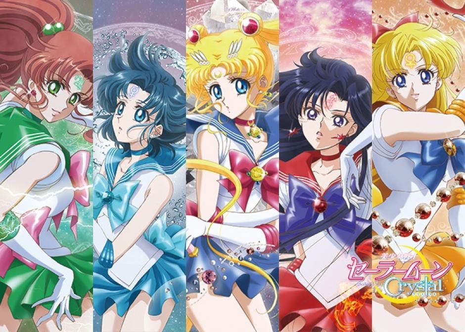 La serie animada Sailor Moon Crystal tendrá una nueva temporada