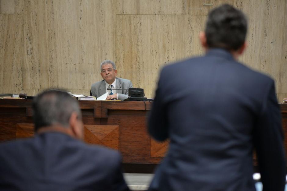 Durante el día 17 abogados defensores realizan sus alegatos. (Foto: Wilder López/Soy502)