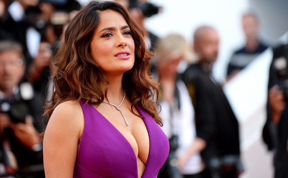 La mexicana ha participado en diversas películas de Hollywood y es elogiada por sus actuaciones.