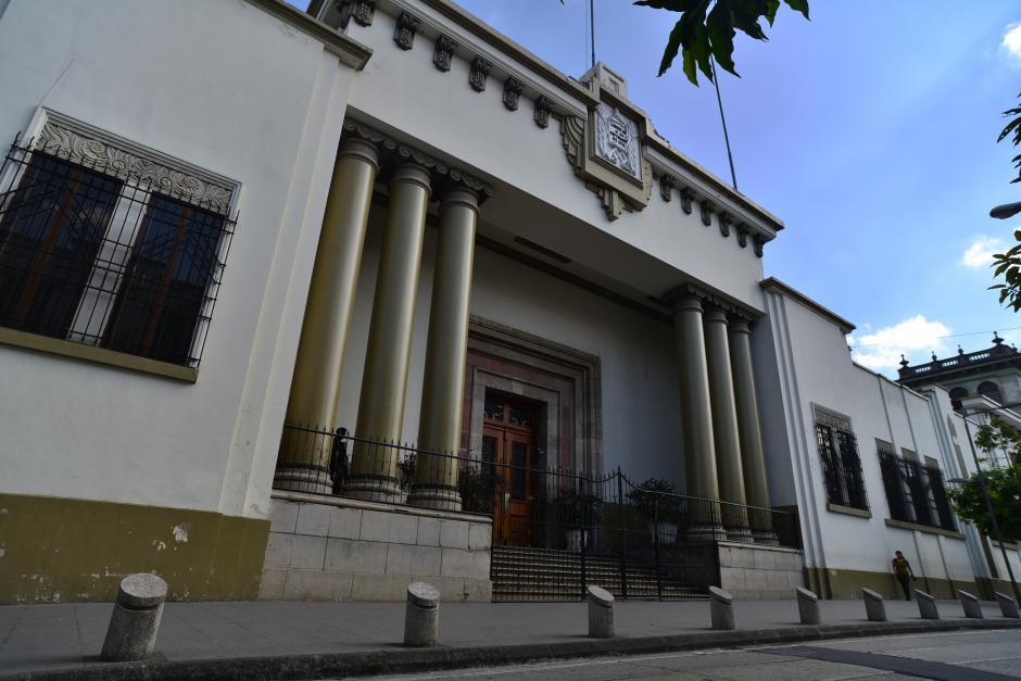 La Casa Presidencial será el lugar donde vivirá Jimmy Morales los próximos cuatro años. (foto: Wilder López/Soy502)