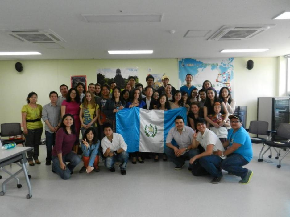 Andrés estudió en una universidad coreana con el apoyo de la Embajada de la República de Corea en Guatemala. (Foto: Andrés Salvatierra)