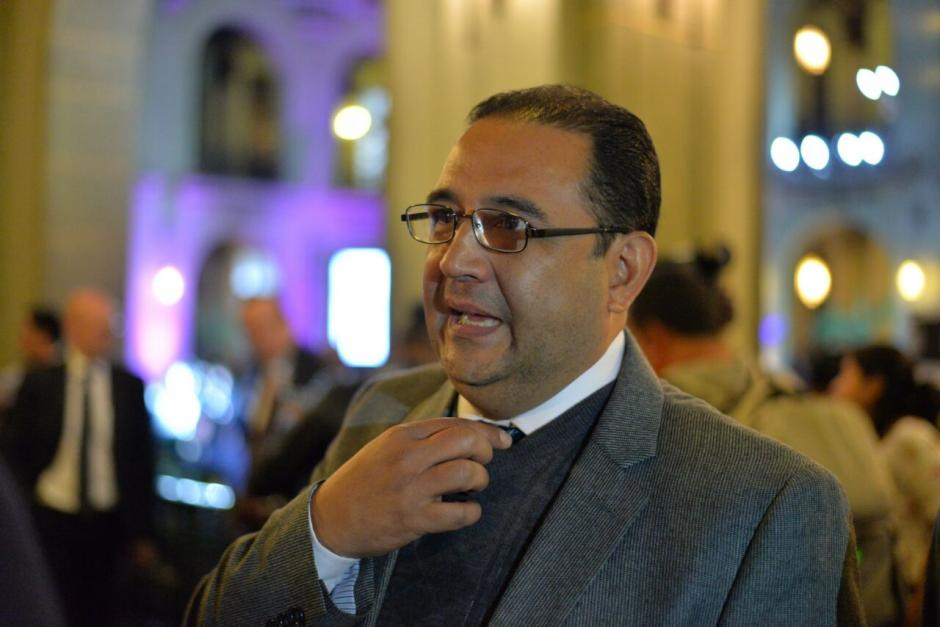 El hermano del presidente, Jimmy Morales, Samuel, rompió el silencio sobre las investigaciones. (Foto: Wilder López/Soy502)