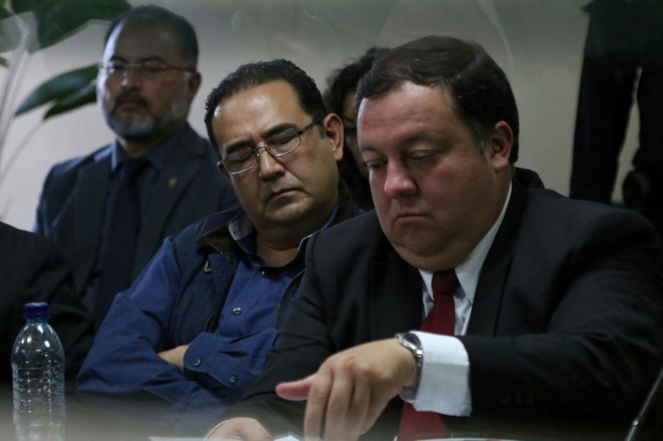 Los delitos de Sammy Morales son fraude y lavado de dinero. (Foto: Alejandro Balán/Soy502)