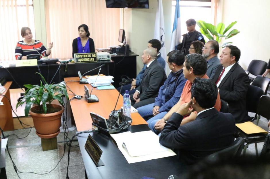 La jueza Silvia de León es la encargada de seguir este caso. (Foto: Alejandro Balán/Soy502)