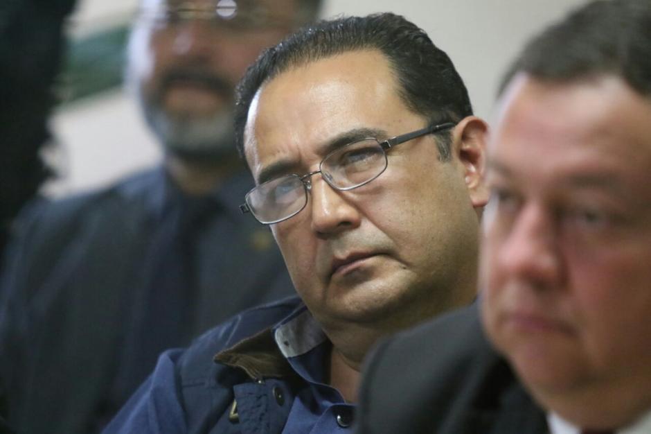 Sammy Morales fue detenido este 18 de enero. (Foto: Alejandro Balán/Soy502)