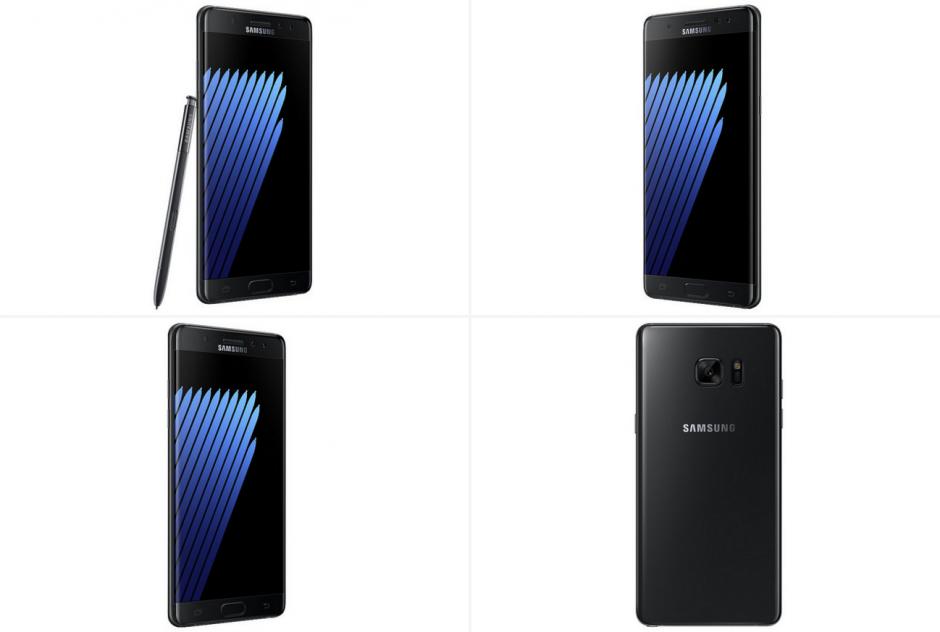 Posee una pantalla de 5.7 pulgadas. (Foto: Samsung)