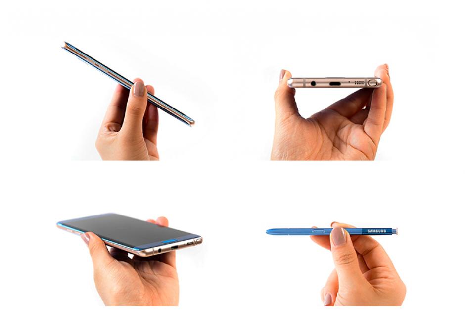 Cuenta con 64GB de almacenamiento y una batería de 3,500 mAh. (Foto: Samsung)